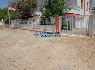 Apartment with large garden - Salento
