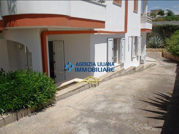 Appartamento con ampio giardino-S. Maria al Bagno-Nardò-002