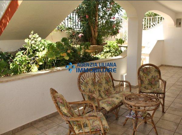 Appartamento con ampio giardino - Salento