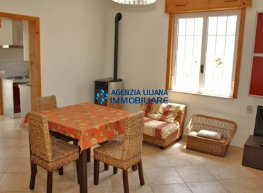 Appartamento con ampio giardino-S. Maria al Bagno-006