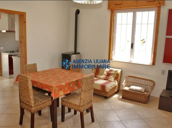 Appartamento con ampio giardino-S. Maria al Bagno-Nardò-006