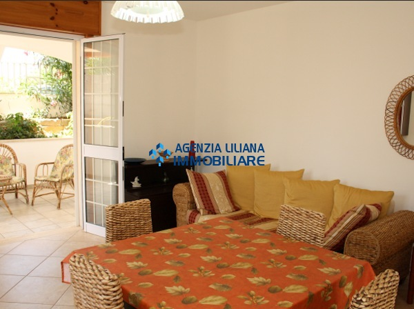 Appartamento con ampio giardino-S. Maria al Bagno-Nardò-008