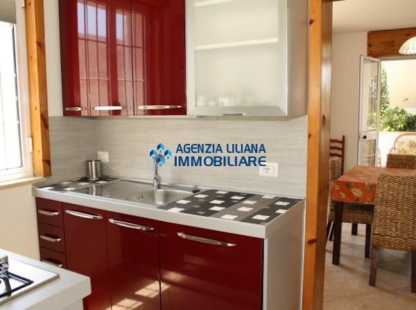 Appartamento con ampio giardino-S. Maria al Bagno-Nardò-009