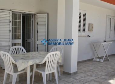 Appartamento con ampio giardino-S. Maria al Bagno-024