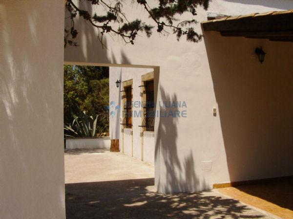 villa indipendente Salento