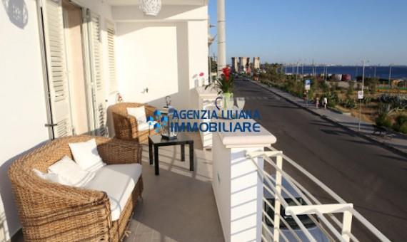 Appartamento Fronte mare-S. Maria al Bagno-Nardò-001
