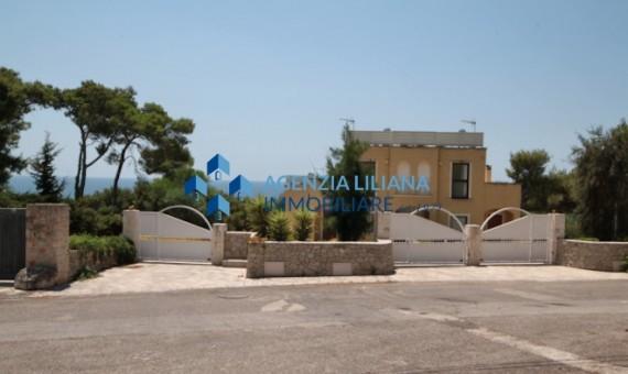 Villa vista mare S. Caterina-Nardò