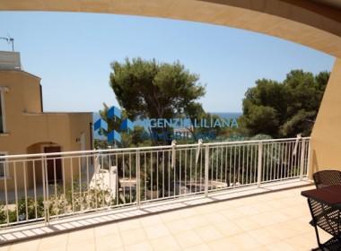 Villa vista mare S. Caterina