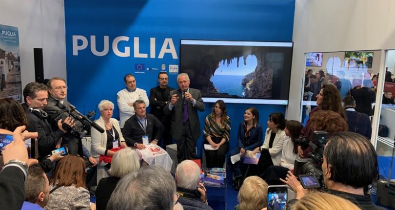 "Puglia in the showcase, ""Il Salento santo & trasgressivo"" at the International Tourism Exchange of Milan"