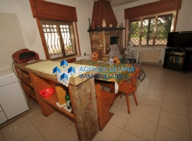 Cottage in the upper area of S. Maria al Bagno