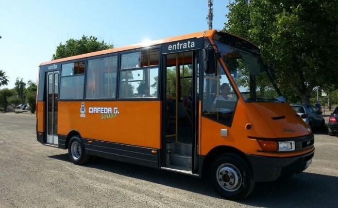 Servizio navetta per Santa Maria al Bagno e Santa Caterina 2019.