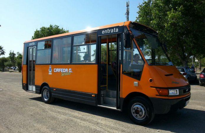 Shuttle service to Santa Maria al Bagno and Santa Caterina 2019.