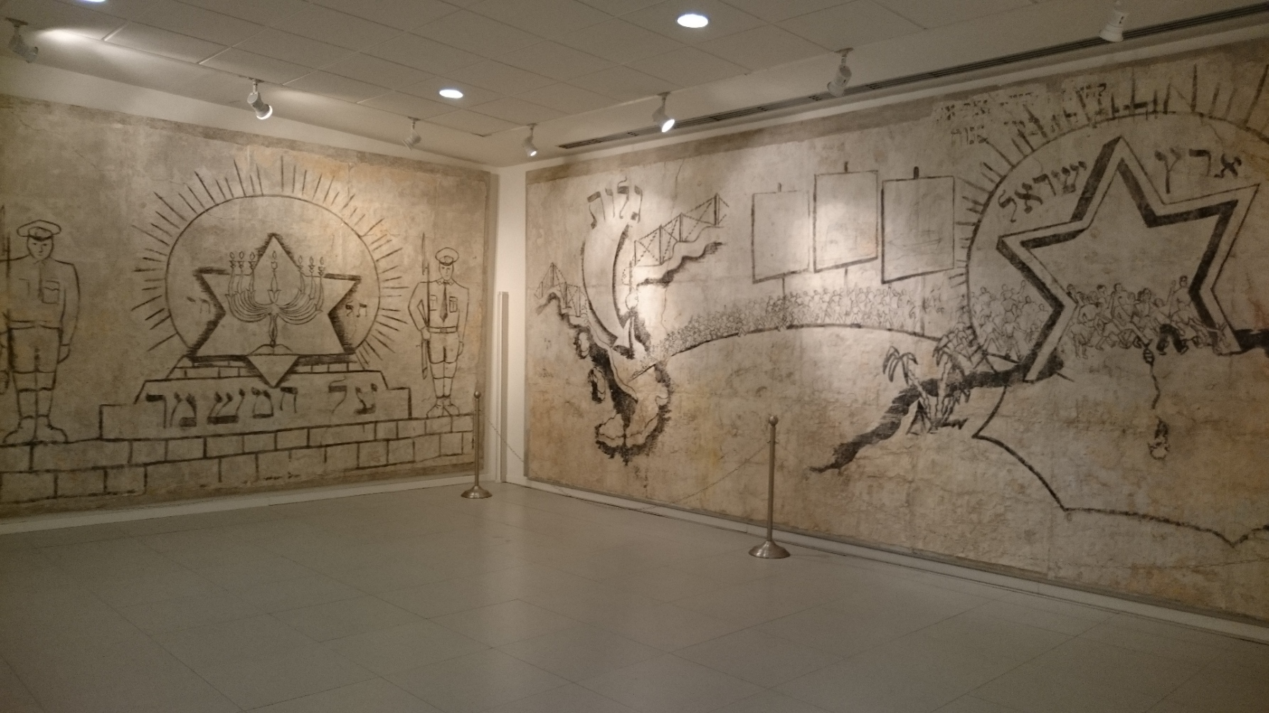 La Storia Appesa Ai Muri Campo N° 34 Agenzia Liliana