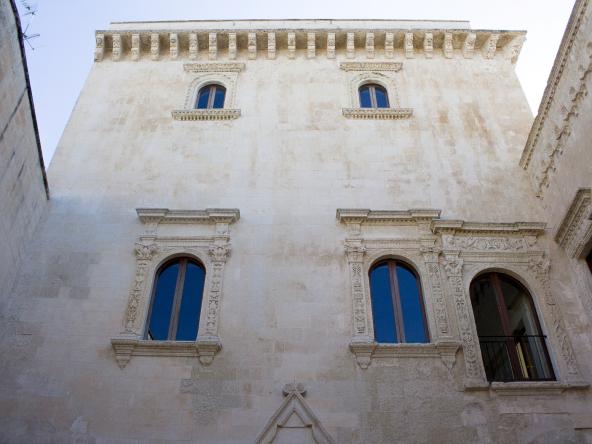 Lecce tempio di Iside